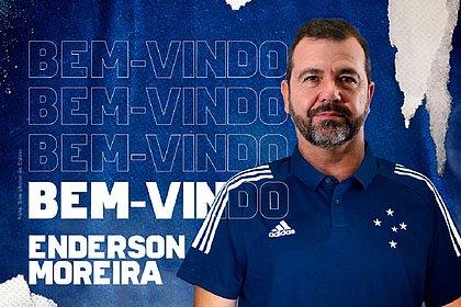 Enderson foi campeão da Copa São Paulo de Futebol Júnior pelo Cruzeiro em 2007