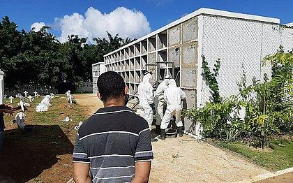 Ministério confirma 1.038 mortes por covid em 24h e Brasil supera 60 mil vítimas