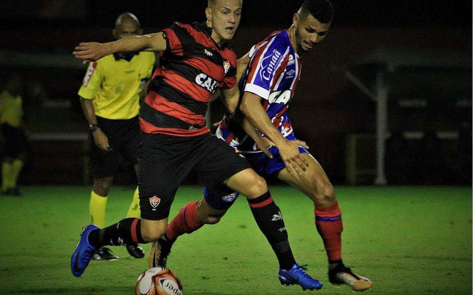 Equipes sub-23 de Bahia e Vitória se enfrentarão na Copa Baiana de Aspirantes