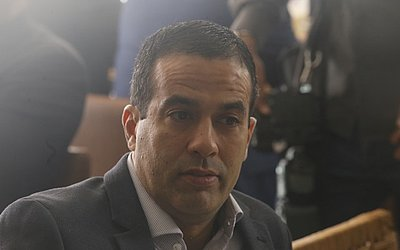 Bruno Reis, vice-prefeito e secretário de Infraestrutura e Obras Públicas (Seinfra)