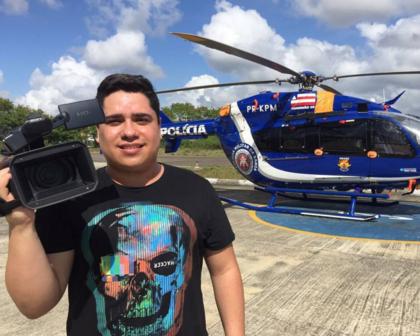 Morre o jornalista Igor César Pereira, de 35 anos, vítima de covid em Salvador