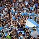 Torcedores argentinos com registro de má conduta não poderão entrar nos estádios durante a Copa América
