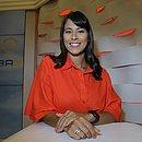 Jéssica Senra estará no JN neste sábado (8) e em junho novamente
