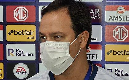 Dado Cavalcanti falou sobre desempenho do Bahia contra o Independiente