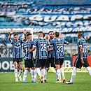 Com vitória, Grêmio igualou pontuação do G4 do Brasileirão