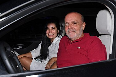 Erla Ribeiro e Ewerton Visco