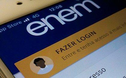 Inep reconhece problema em site do Enem e diz que sistema foi normalizado