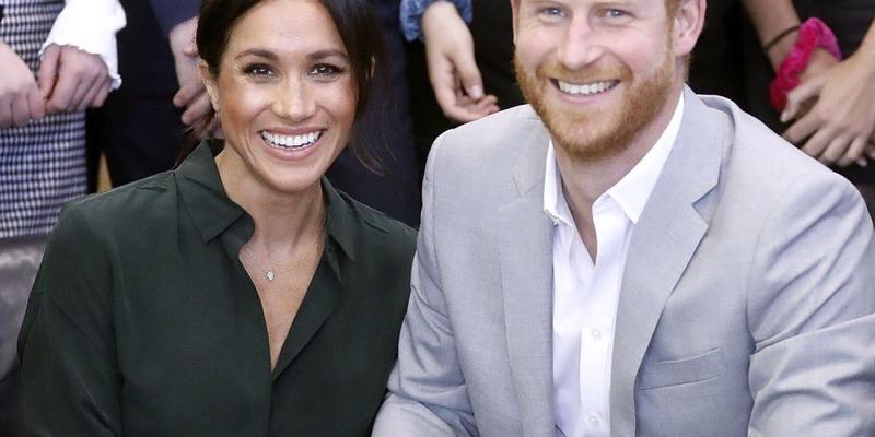 Bebê real: Meghan Markle está grávida do primeiro filho do príncipe Harry