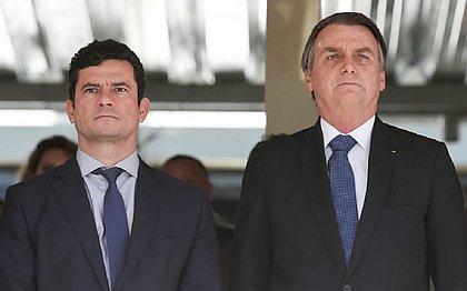 'Bolsonaro queria interferir na PF e ter acesso às investigações', diz Moro