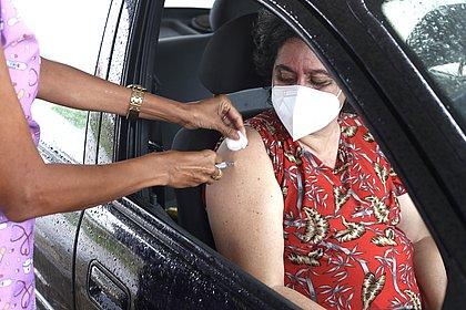 Vacinômetro: Bahia tem 5,2 mi de vacinados; Mais de 2 mi com imunização completa