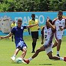 Reservas do Bahia perderam o jogo-treino disputado contra a Jacuipense
