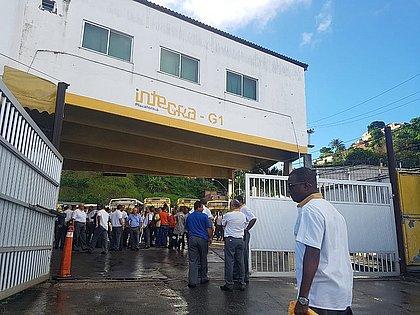 Rodoviários de Salvador aprovam estado de greve em assembleia