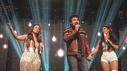 Simone & Simaria voltam aos palcos e gravam DVD surpresa