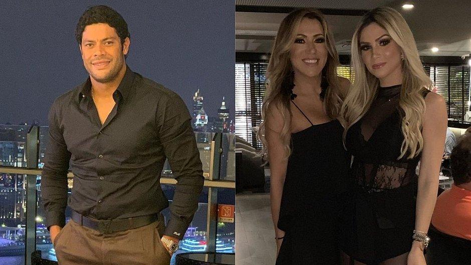 Após polêmica, Hulk Paraíba posta foto ao lado de nova namorada