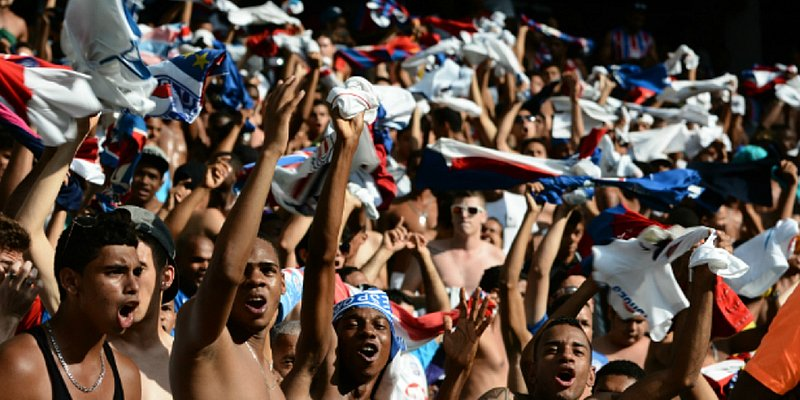 Bahia x Flamengo: ingressos estão à venda pela internet