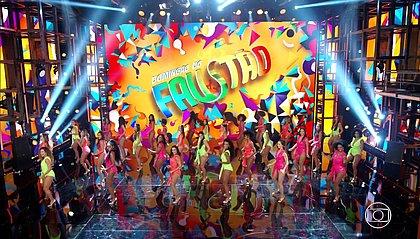 Bailarinas do Faustão são demitidas; emissora fala em adaptação a novo formato