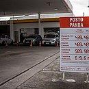 Gasolina já se aproxima dos R$ 6, e em alguns postos até ultrapassou esse patamar