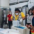 Salvador recebeu 26,9 mil doses da vacina Pfizer/BioNTech nesta segunda (3)