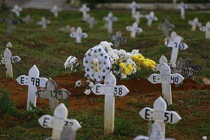 Corpo de menino de 3 anos é enterrado em Salvador; veja como ajudar a família