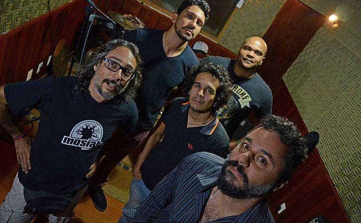 Banda Mosiah Roots leva repertório especial para show no Rio Vermelho
