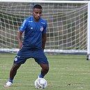 Na temporada passada, Élber foi um dos heróis do Bahia nos confrontos com o São Paulo