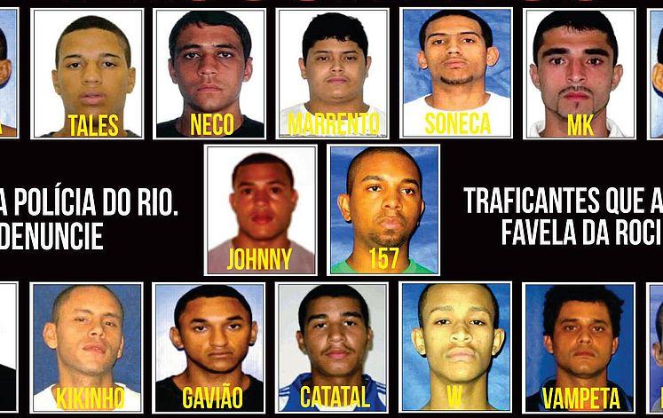 traficantes