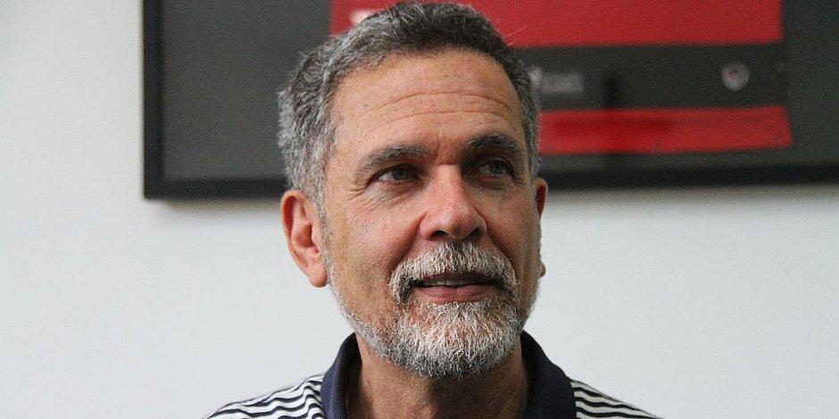 cbd568a0e3 Ricardo David está à frente do Vitória desde dezembro de 2017 (Evandro  Veiga CORREIO)