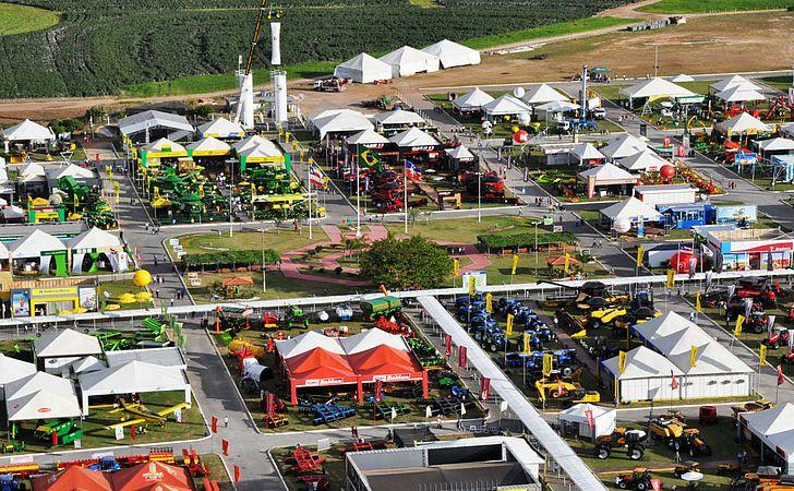 Bahia Farm Show será estendida por conta da greve dos caminhoneiros