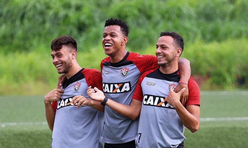 a7d10dc6f6284 Tudo ou nada  Vitória estreia na Copa do Brasil contra Moto Club ...