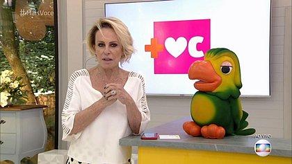 Globo suspende Mais Você por conta do coronavírus; entenda