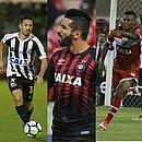 Matheus Silva, Jean Mota, Guilherme, Iago e Rogério estão acertados com o Bahia