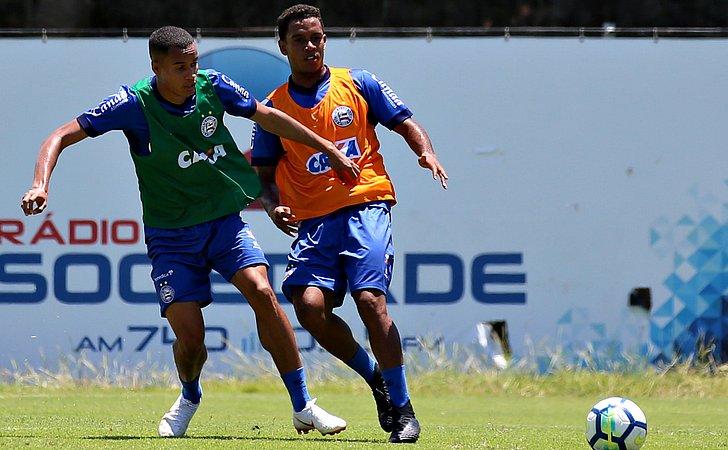Paulinho e Ignácio serão inscritos na Copa Sul-Americana