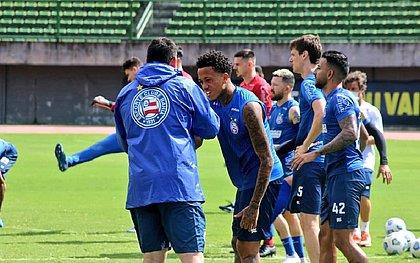 Luizão foi o último dos reforços anunciados pelo Bahia para a temporada 2021