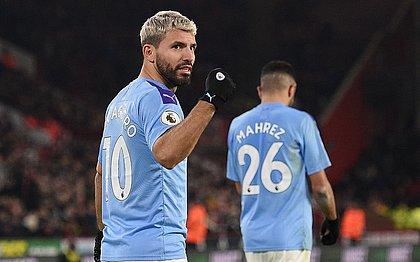 Agüero deixará o Manchester City ao final da temporada