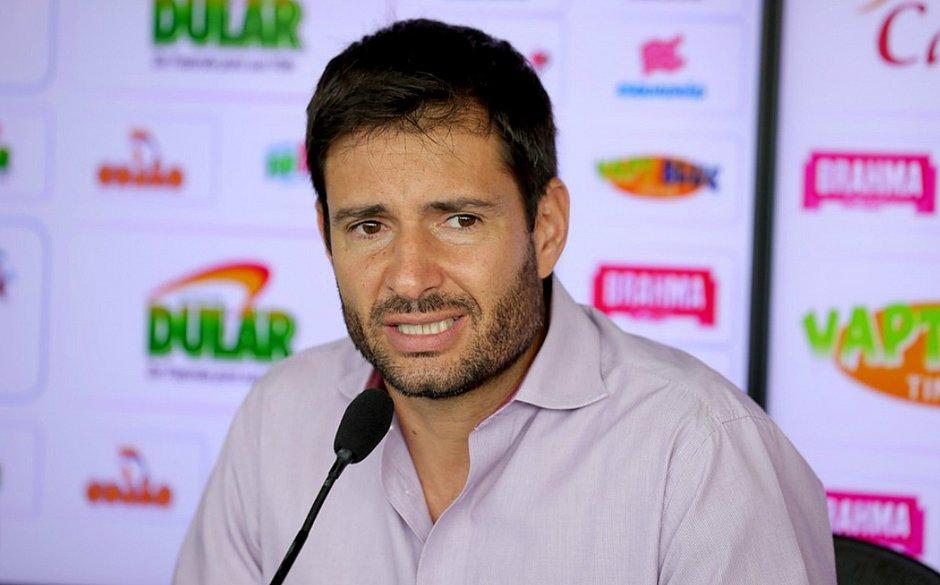 Diretor de futebol do Bahia, Diego Cerri confirma contratações de Marllon e Giovanni