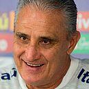 Técnico da seleção brasileira, Tite fica satisfeito com goleada diante do El Salvador