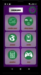 Aplicativo disponibiliza jogos e conteúdo de história, matemática e geografia