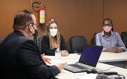 Reunião na SSP define estratégias de proteção à prefeita de Cachoeira