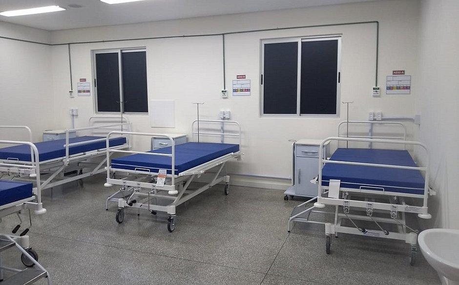 Hospital Geral Roberto Santos abre 100 leitos para pacientes sem covid-19