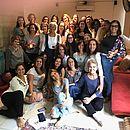 Projeto Café Nutrindo a Alma com grupo de coaches do Pathwork