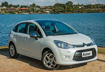 O Citroën C3 está tendo um desempenho ruim nas vendas