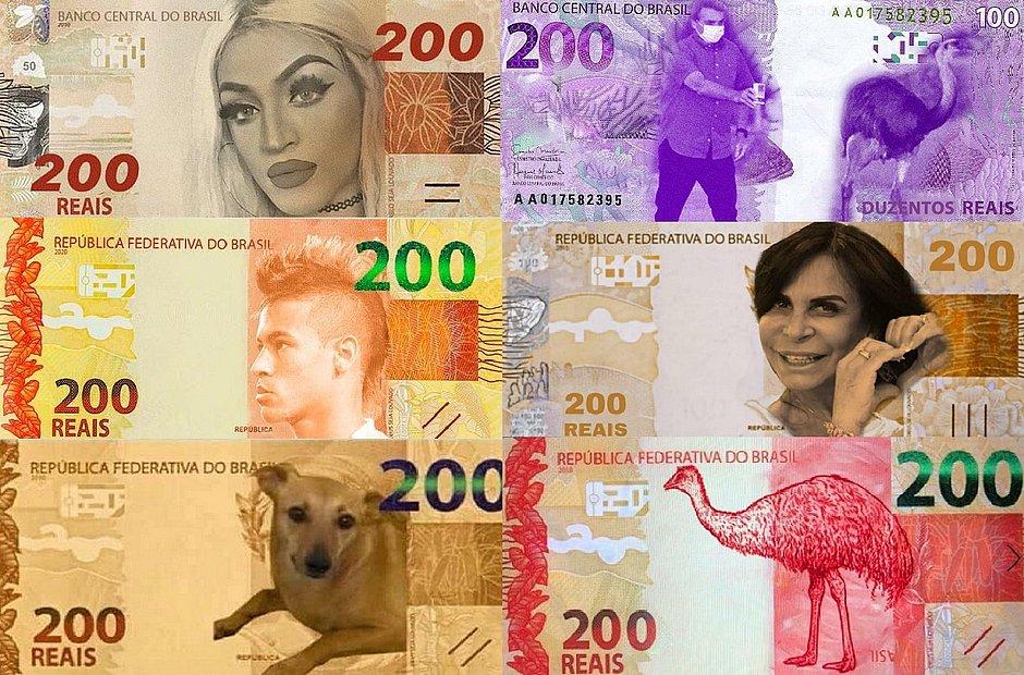 Lobo-guará? Anúncio da nota de R$ 200 gera enxurrada de memes – Jornal Correio