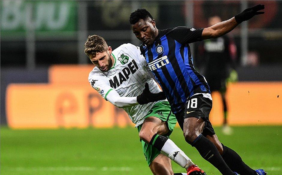 Internazionale decepciona em 0x0 contra o Sassuolo - Jornal CORREIO ... 0306ff0e287df