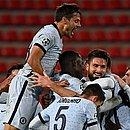 Chelsea bateu o Rennes por 2x1 na França e confirmou vaga nas oitavas de final da Champions
