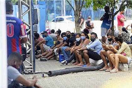 Brasil ultrapassa 20 milhões de casos de covid-19