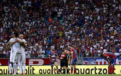 No fim, Bahia é eliminado e Grêmio comemora