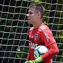 Dênis Júnior tem 22 anos e vai disputar vaga no gol do Bahia em 2021