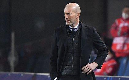 """""""Confio muito na minha equipe e sei o que ela pode dar"""", declarou Zidane"""
