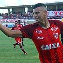 Neto Baiano atuou em 2018 pelo CRB