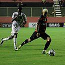 Neilton se destacou no empate do Vitória com o ABC